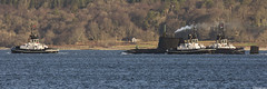 Royal Navy nuclear attack submarine HMS Astute, S119 (SSN); Loch Long, Firth of Clyde, Scotland (Michael Leek Photography) Tags: boat submarine rn royalnavy britainsarmedforces britainsnavy tugs workingboat workboat hmnbclyde hmnb hmsneptune faslane coulport lochlong firthofclyde clyde warship nato westcoastofscotland westernscotland serco cowal cowalpeninsula scotland scottishcoastline scottishlandscapes scottishshipping nuclearsubmarine nuclear attacksubmarine ssn navalvessel natowarships michaelleek michaelleekphotography