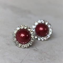 Wine Earrings, Wine Bridesmaid Earrings Gift, Wine Wedding Jewelry, Maroon, Burgundy, Pearl Earrings, Bridesmaid Jewelry Gift https://t.co/h7aj4jDpNX #wedding #weddings #jewelry #bridesmaidgifts #etsy #etsyhandmade #MyNewTag #bridesmaidgift https://t.co/q (petalperceptions.etsy.com) Tags: etsy gift shop fashion jewelry cute