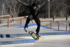Skateboarding (Andrew Penney Photography) Tags: skateboarding dudes kid youth grind okc 405 boarding sk8ters