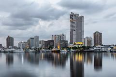 Skylines of Manila