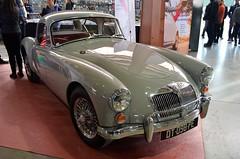 MG A Coupé (benoits15) Tags: mga coupé uk british car nimes auto retro