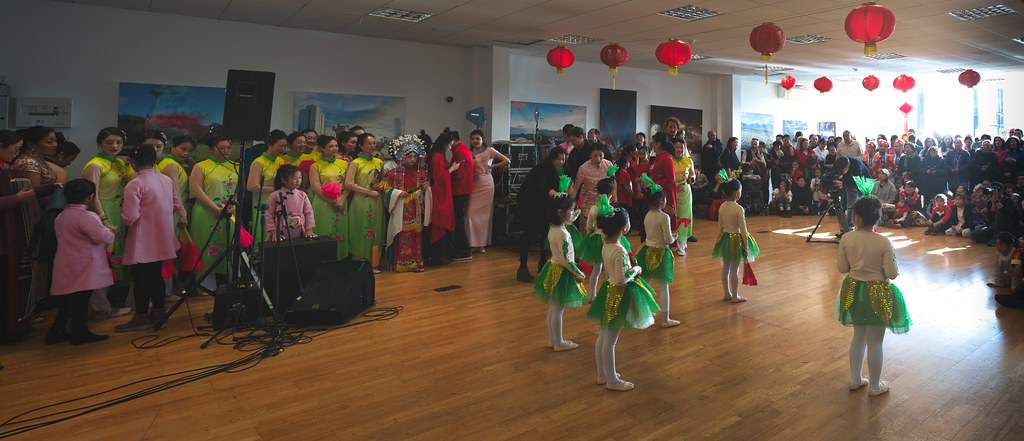 YEAR OF THE PIG - LUNAR NEW YEAR CELEBRATION AT THE CHQ IN DUBLIN [OFTEN REFERRED TO AS CHINESE NEW YEAR]-148911