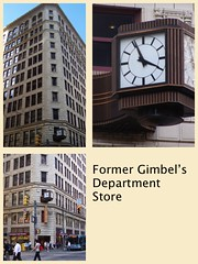 Pittsburgh Pennsylvania    -Former  Gimbels Department Store - Burlington Coat Factory (Onasill ~ Bill Badzo) Tags: pittsburgh pa pennsylvania former gimbels department store american usa closed burlington coat factory alleghenycounty nrhp district historic place site onasill