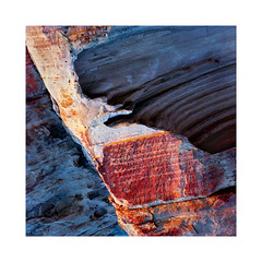 Rock detail, Namibia 2018. (Bert Vliegen) Tags: hasselblad500cm sonnarcf180mm kodakektar100 namibia