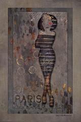 la parisienne (jimlaskowicz) Tags: jimlaskowicz whimsical artistic impressionistic surreal model painterly art french france paris parisienne