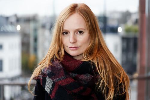 Dutch writer Revka Bijl, november 2018