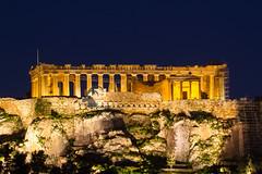 Akropolis #1 (Fhyrst) Tags: athen greek griechenland langzeitbelichtung canon atina attika akropolis