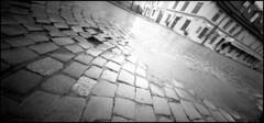 436 wpc agfapan 05 (rubbernglue) Tags: pinhole 6x12 112019 01012019 bricks road hc110 uppsala wide vignetting sweden sverige holgawpc120 holga distortion bw blackandwhite bwfp filmphotography filmexif analog analogexif artistic expiredfilm expired 2019 mediumformat