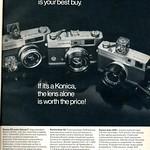 Konica range finders 1968 thumbnail