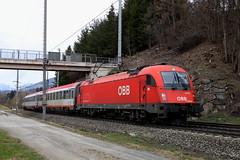 ÖBB 1216 022-4 Eurocity, Mühlbachl (TaurusES64U4) Tags: öbb taurus 1216 es64u4