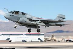 163031 / NL-541 - Grumman EA-6B Prowler - VAQ-134, USN (KarlADrage) Tags: 163031 nl541 grummanea6bprowler vaq134 garudas usn usnavy redflag rf072 nellisafb klsv