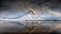 KirkJufell (petebristo) Tags: kirkjufell kirkjufellmountain iceland reflections waterscape