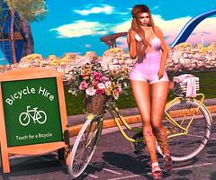Wanna go for ride? (Silvia Galtier) Tags: alananazareowyn jaradnoor sl silviagaltier maitreya model whatnext vanityevent alananazar secondlife bento blog