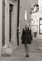 Eve ... FP7195M (attila.stefan) Tags: evelin eve stefán stefan attila aspherical autumn fall ősz 2018 pentax portrait portré k50 beauty girl győr gyor