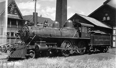 FJ&G 9 Gloversville (jsmatlak) Tags: fjg fonda johnstown gloversville schenectady new york train interurban railroad steam engine 9