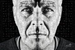 face-984031_created_using_Artensoft_Photo_Collage_Maker, Pixabay, Photoshop (SØS: Thank you for all faves + visits) Tags: collage digitalartwork art kunstnerisk manipulation solveigøsterøschrøder artistic face man mosaic photomanipulation portrait