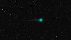 Komet C2014Q2-Lovejoy_10 (NiBe60) Tags: astronomie hobbyastronom nachthimmel komet c2014q2lovejoy brennweite 85mm astronomy astronomer night sky comet focal length