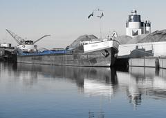 GOES (Omroep Zeeland) Tags: haven harbor ship binnenvaart goes zeeland nederland boat