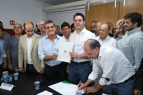 Reunião da Associação dos Municípios do Setentrião Paranaense/AMUSEP - Maringá