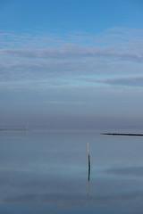 Mirror in the water (stefan@schulzweb.net) Tags: watt lundbergsand winter nordsee wattenmeer simonsberg schleswigholstein deutschland de