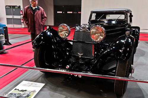Aston Martin International Coupé Headlam 1930