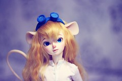 Gadget =^^= (Marinevirgo) Tags: bjd doll gadget mnf minifee rena msd fairyland