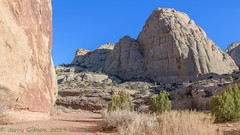 Capitol Reef NP Grand Wash 02-25-2018 (Jerry's Wild Life) Tags: capitolreef capitolreefgrandwash capitolreefnp capitolreefnationalpark grandwash utah