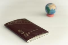 Nyckeln till frihet (MagnusBengtsson) Tags: fotosondag fs190203 frihet pass passport