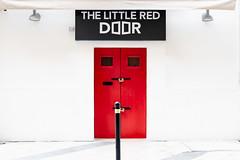 The Little Red Door (_LABEL_3) Tags: door rot tür valletta malta mt red