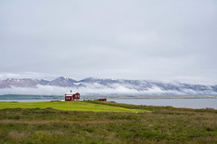 Akureyri (jmarnaud) Tags: iceland 2018 family summer akureyri city walk house lake countryside