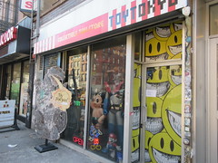 Toy Tokyo Store - Pop Vinyl Figures East Village NYC 1731 (Brechtbug) Tags: toy tokyo store 91 second avenue near 5th street nyc 2019 new york city february 02162019 lower east side 2nd ave collectable figures toys action figure japan japanese anime vinyl pop culture popular funko stuff gallery art asian asia custom kidrobot kid robot