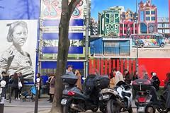 Géométries Sud du Mexique à la Terre de Feu, Paris Fondation Cartier (Sokleine) Tags: sud south géométrie geometric shapes formes couleurs colors fondationcartier cartier museum musée art contemporary contemporain paris 75014 france