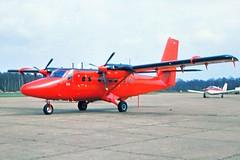 DHC-6-310 Twin Otter VP-FAW (KenFCD) Tags: dhc6 dehavillandcanada twinotter vpfbb bigginhill