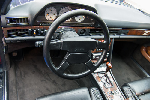 Mercedes 560 SEC AMG 6 0 Wide Body - 1989 - a photo on