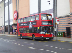 GAL PVL284 - PJ02RCU - BEXLEYHEATH BROADWAY - THUR 14TH MAR 2019 (Bexleybus) Tags: bexleyheath kent da7 broadway shopping centre cinema goahead go ahead london tfl route 132 plaxton president volvo b7 pvl284 pj02rcu