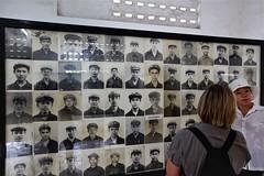 Prison S-21,musée du génocide,Phnom Penh [ Cambodge ]