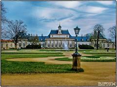 Wasserpalais im Pillnitzer Park (ahand grafX) Tags: sachsen dresden pillnitz park schlösser