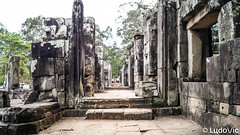 Ruines d'Angkor Thom (Lцdо\/іс) Tags: angkorthom ruines architecture architektur archaeological historic history historique kambodscha kampuscha khmer cambodge cambodia lцdоіс asia asian asie asiatique voyage travel trip siemreap