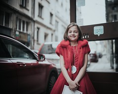 Hello, sir! Could you take a picture of me? (Pavel Valchev) Tags: street sofia bulgaria samyang rokinon 35mmm 12 wideopen walimex sony a7rii ilce nex manual mf lens portrat children