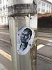 Jeg er norsk (svennevenn) Tags: stickers rc gatekunst streetart bergen