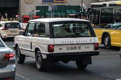 Spain (Lleida) - Land Rover Range Rover (PrincepsLS) Tags: spain spanish license plate l lleida germany berlin spotting land rover range