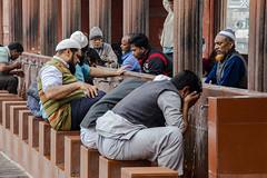 Jama Mashid (Valdas Photo Trip) Tags: india delhi mosque islam people street photography travel jama masjid