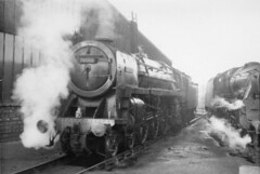 img059 (OldRailPics) Tags: british railways steam locomotive crewe north 70000 britannia