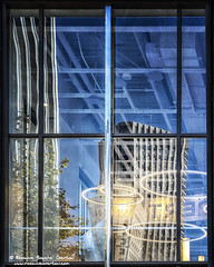 Outside In (Roxanne Bouche' Overton) Tags: sf2018 roxanneoverton roxanneboucheoverton reflections buildings urban urbanfragments lookingup dailyphoto up upthere architecture downtown sfdowntown california visitcalifornia sanfrancisco sf sfguide 49miles