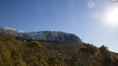 Sphinx Rock, Mount Wellington