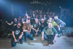 Dixebra fin de xira (by Pablo Fernández) Tags: asturias asturies concierto canon rock music musica directo dixebra 6d