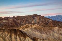 Zabriskie Point 2638-1 (blackhawk32) Tags: california deathvalley deathvalleynationalpark sunrise zabriskiepoint