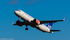 SE-ROP SAS Scandinavian Airlines Airbus A320-251N (Niall McCormick) Tags: dublin airport eidw aircraft airliner dub aviation serop sas scandinavian airlines airbus a320251n neo