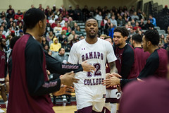 Ramapo's Men's Basketball Defeats NJCU in Key NJAC Game (ramapocollege) Tags: students event bradley athletics 2019 winter home