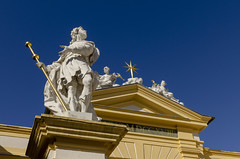 Melk Abby - Detail (rschnaible) Tags: melk austria benedictine abby old historical building architecture circa 1702